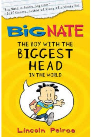 Big Nate The Boy With The Biggest Head In The World (PB) BooksInn Shop Pakistan