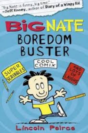 Big Nate Boredom Buster (PB) BooksInn Shop Pakistan