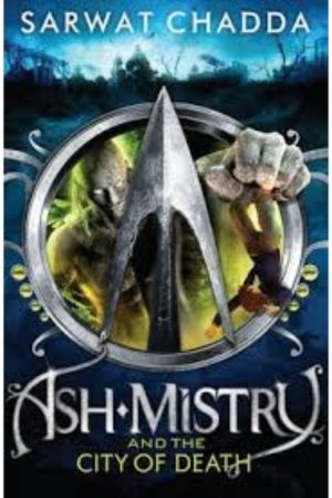 Ash-Mistry And The City Of Death (PB) BooksInn Shop Pakistan