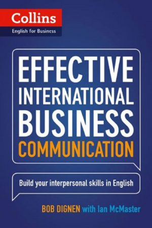 Collins English For Business Effective International Business Communication (PB) BooksInn Shop Pakistan