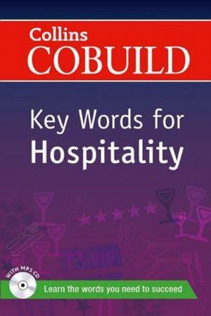 Collins Cobuild Key Words For Hospitality + Cd (PB) BooksInn Shop Pakistan