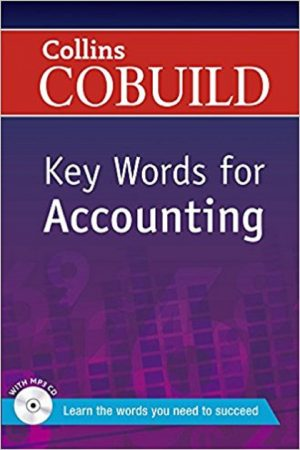 Collins Cobuild Key Words For Accounting + Cd (PB) BooksInn Shop Pakistan