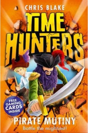 Time Hunters Pirate Mutiny (PB) BooksInn Shop Pakistan