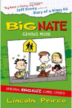 Big Nate Genius Mode (PB) BooksInn Shop Pakistan
