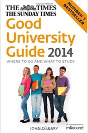The Times Good University Guide 2014 Where To Go And What To Study (PB) BooksInn Shop Pakistan