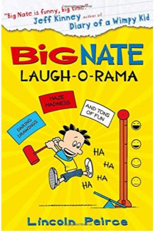 Big Nate Laugh-O-Rama (PB) BooksInn Shop Pakistan