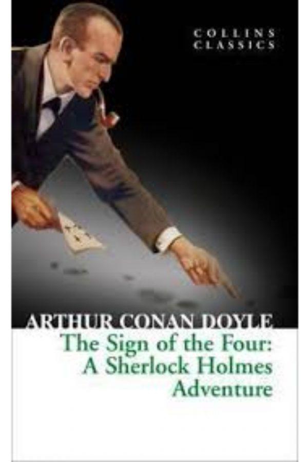 The Sign Of The Four: A Sherlock Holmes Adventure (PB) BooksInn Shop Pakistan