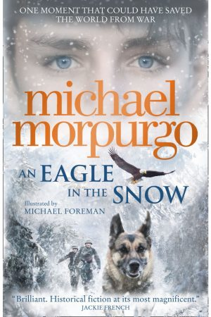 An Eagle In The Snow (PB) BooksInn Shop Pakistan