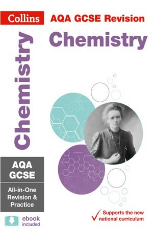 Collins Aqa Gcse Revision Chemistry All In One Revision & Practice (PB) BooksInn Shop Pakistan