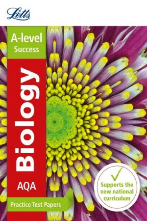 A Level Success Biology Aqa Practice Test Papers (PB) BooksInn Shop Pakistan
