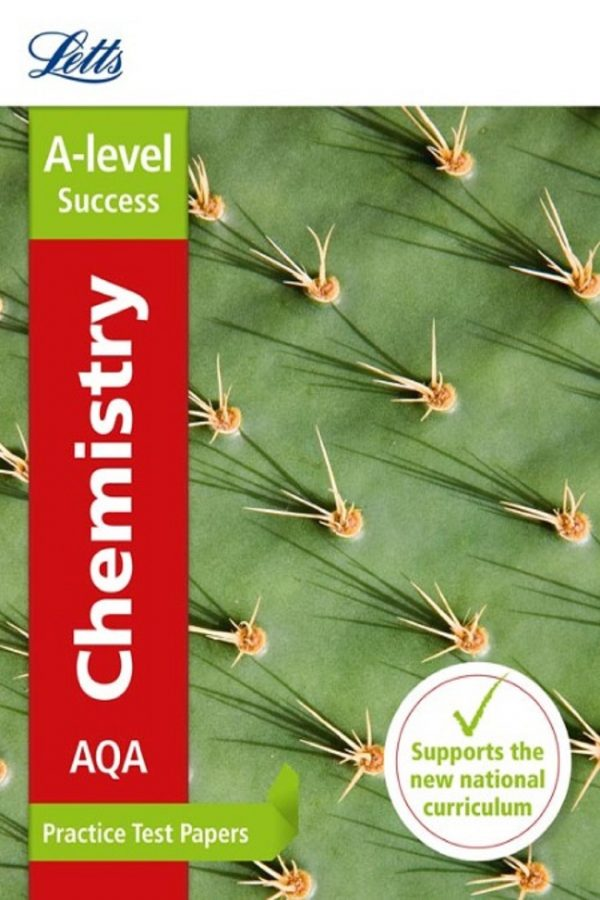 A Level Success Chemistry Aqa Practice Test Papers (PB) BooksInn Shop Pakistan