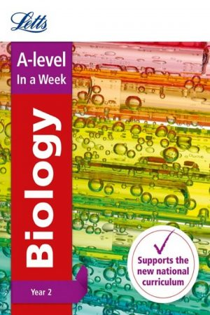 A Level In A Week Biology Year 2 (PB) BooksInn Shop Pakistan