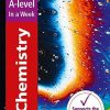 A Level In A Week Chemistry Year 2 (PB) BooksInn Shop Pakistan