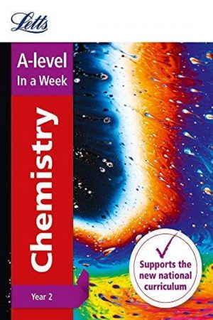 A Level In A Week Chemistry Year 2 (PB) BooksInn Shop Pakistan