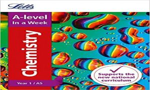 A Level In A Week Chemistry Year 1 /As (PB) BooksInn Shop Pakistan