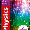 A Level In A Week Physics Year 2 (PB) BooksInn Shop Pakistan