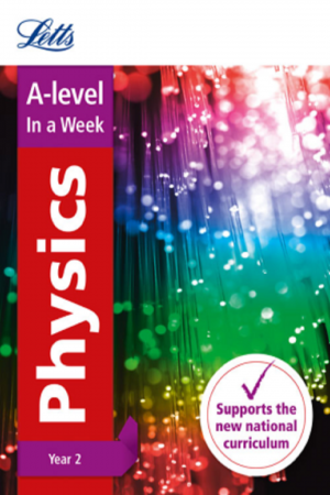A Level In A Week Physics Year 2 (PB) BooksInn Shop Pakistan