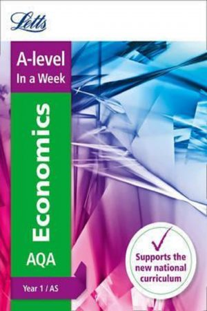 A Level In A Week Economics Year 1 /As (PB) BooksInn Shop Pakistan