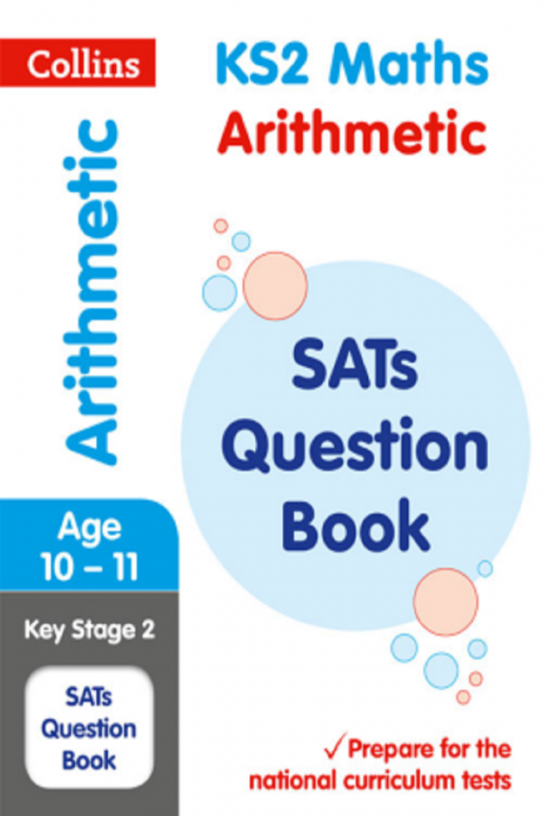 Collins Ks2 Maths Arithmetic Sats Question Book (PB) BooksInn Shop Pakistan