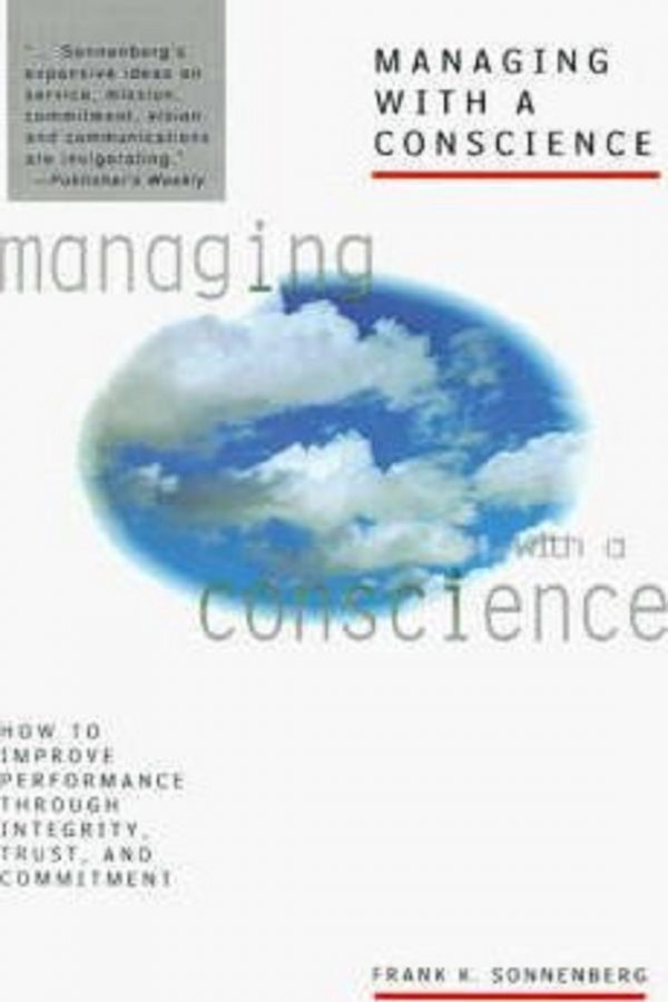 Managing With A Conscience: How To Improve Performance Through Integrity Trust A BooksInn Shop Pakistan