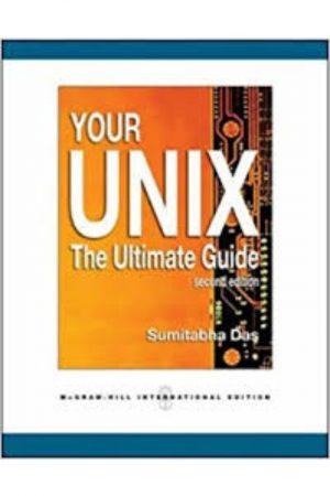 Your Unix The Ultimate Guide 2/E (PB) BooksInn Shop Pakistan