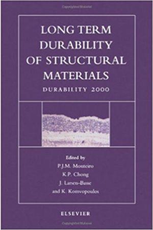 Long Term Durability Of Structural Materials (HB) BooksInn Shop Pakistan