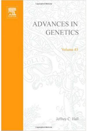 Advanced In Genetics Vol 43 (HB) BooksInn Shop Pakistan