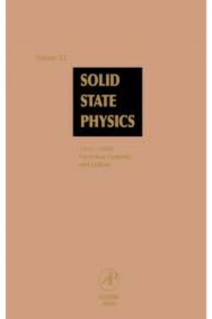 Solid State Physics: 1955-1999 Overview Contents And Authors Vol 53 (HB) BooksInn Shop Pakistan