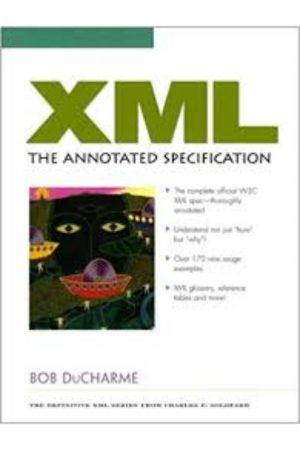 Xml The Annotated Specification (PB) BooksInn Shop Pakistan