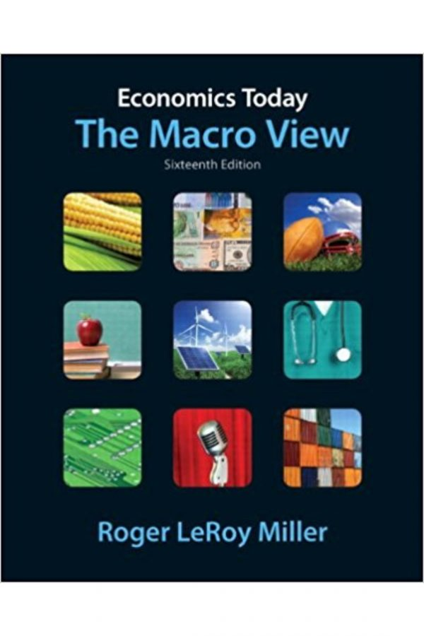 Economics Today The Macro View 16/E + Student Access Code (PB) BooksInn Shop Pakistan