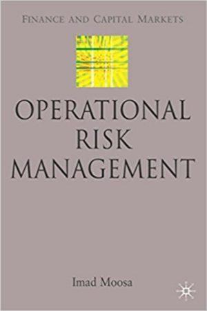 Operational Risk Management (HB) BooksInn Shop Pakistan