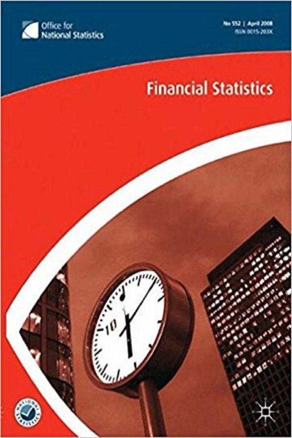 Financial Statistics No 564 April 2009 (PB) BooksInn Shop Pakistan