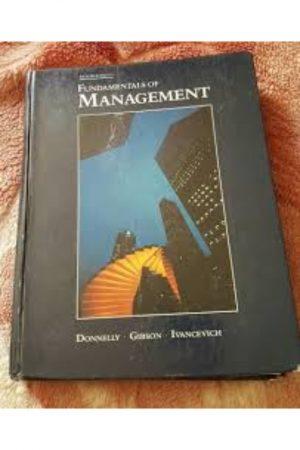 Fundamentals Of Management 8/E (HB) BooksInn Shop Pakistan