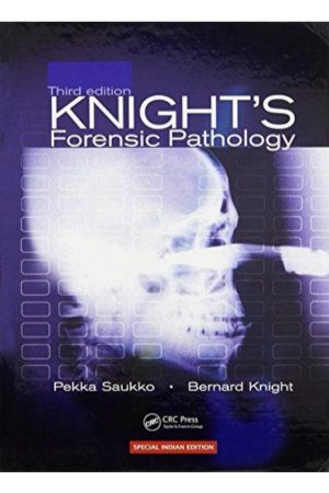 Knights Forensic Pathology 3/E (HB) BooksInn Shop Pakistan