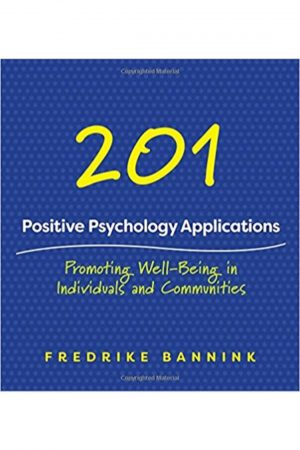 201 Positive Psychology Applications (PB) BooksInn Shop Pakistan