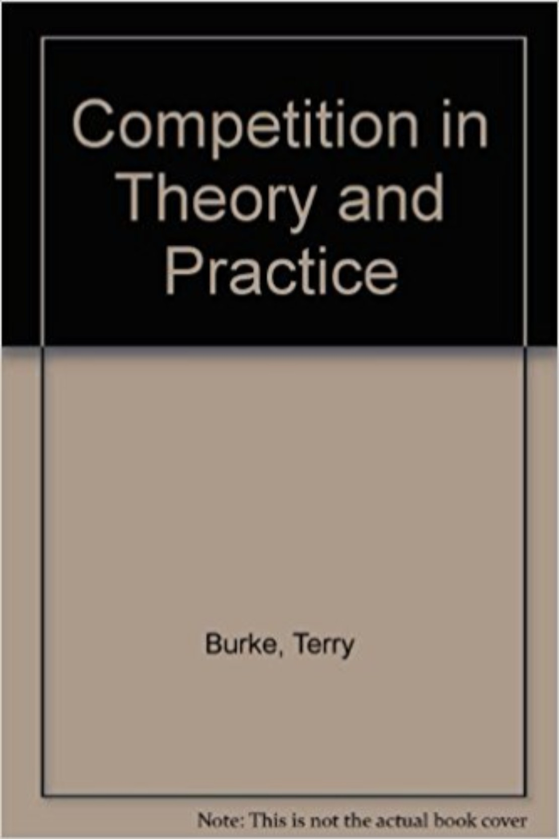 e3c5119c2a456 Competition In Theory And Practice (PB) BooksInn Shop Pakistan