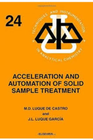 Acceletation And Automation Of Solid Sample Treatment 24 (HB) BooksInn Shop Pakistan
