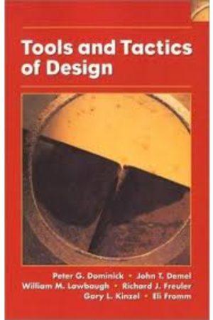 Tools And Practics Of Design (PB) BooksInn Shop Pakistan