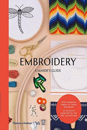 Embroidery A Makers Guide (PB) BooksInn Shop Pakistan