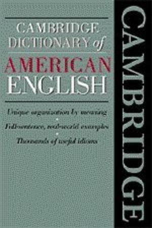 Cambridge Dictionary Of American English (PB) BooksInn Shop Pakistan