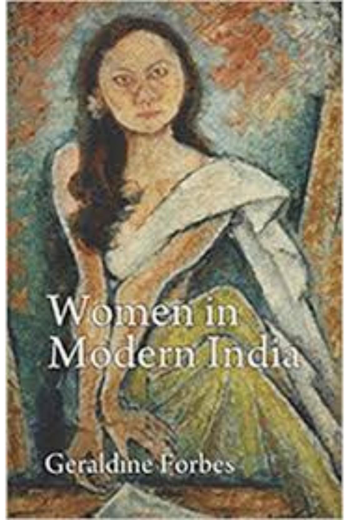 women in modern india