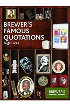 Brewer'S Famous Quotations (PB) BooksInn Shop Pakistan