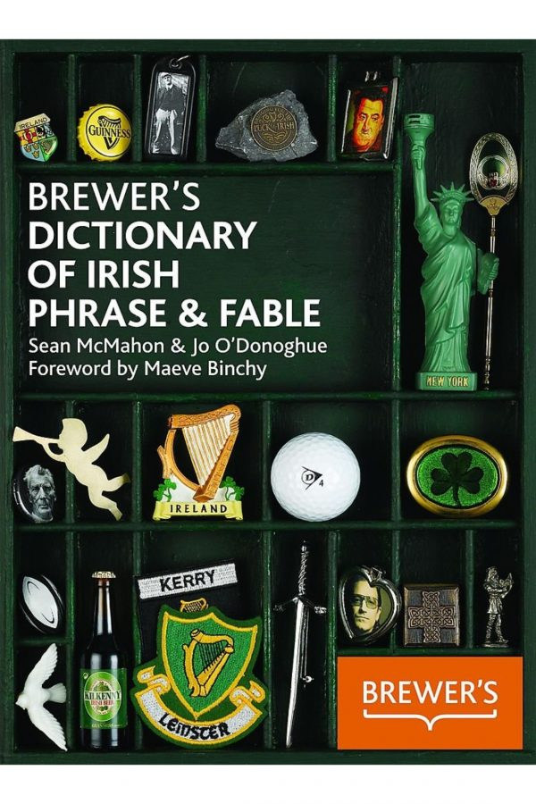 Brewers Dictionary Oof Irish Phrase And Fable (HB) BooksInn Shop Pakistan