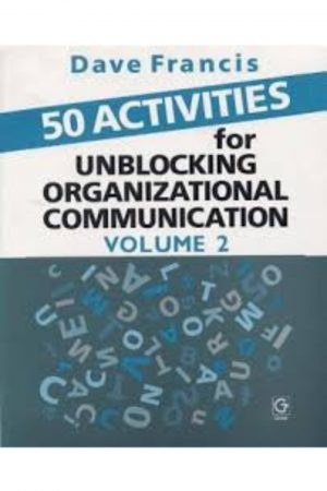 50 Activities For Unblocking Organizational Communication (PB) BooksInn Shop Pakistan