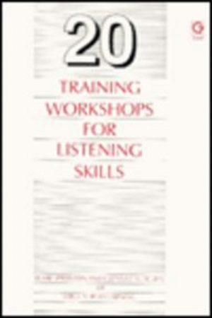 20 Training Workshops For Listening Skills (PB) BooksInn Shop Pakistan