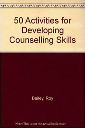 50 Activities For Developing Counselling Skills (HB) BooksInn Shop Pakistan