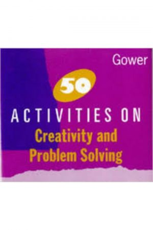 50 Activities On Creativity And Problem Solving (HB) BooksInn Shop Pakistan