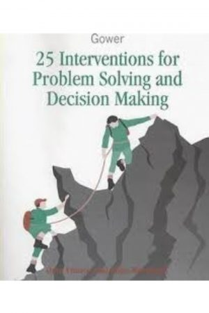 25 Interventions For Problem Solving And Decision Making (HB) BooksInn Shop Pakistan