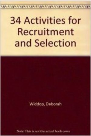 34 Activities For Recruitment & Selection BooksInn Shop Pakistan
