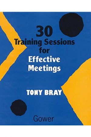 30 Training Sessions For Effective Meetings (HB) BooksInn Shop Pakistan